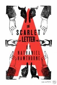 Scarlett Leter Book Cover